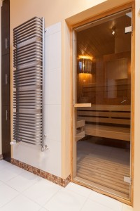 fínska sauna účinky