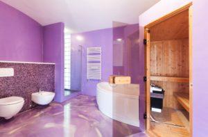 Domáca sauna na mieru